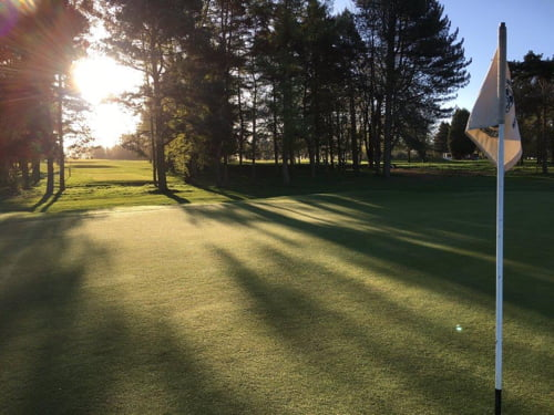 14th Hole South Staffs Golf Club