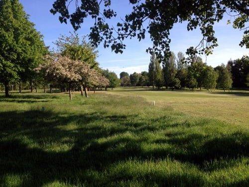 5th Hole South Staffs Golf Club