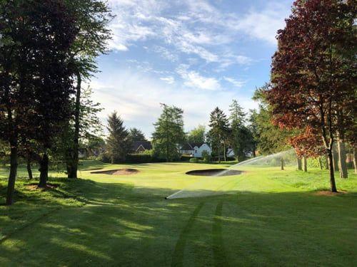 9th Hole South Staffs Golf Club