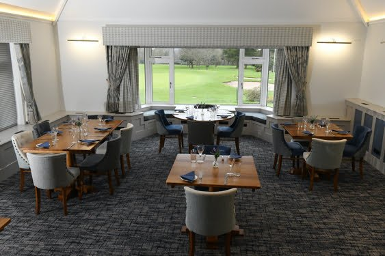 south staffs golf club - clubhouse