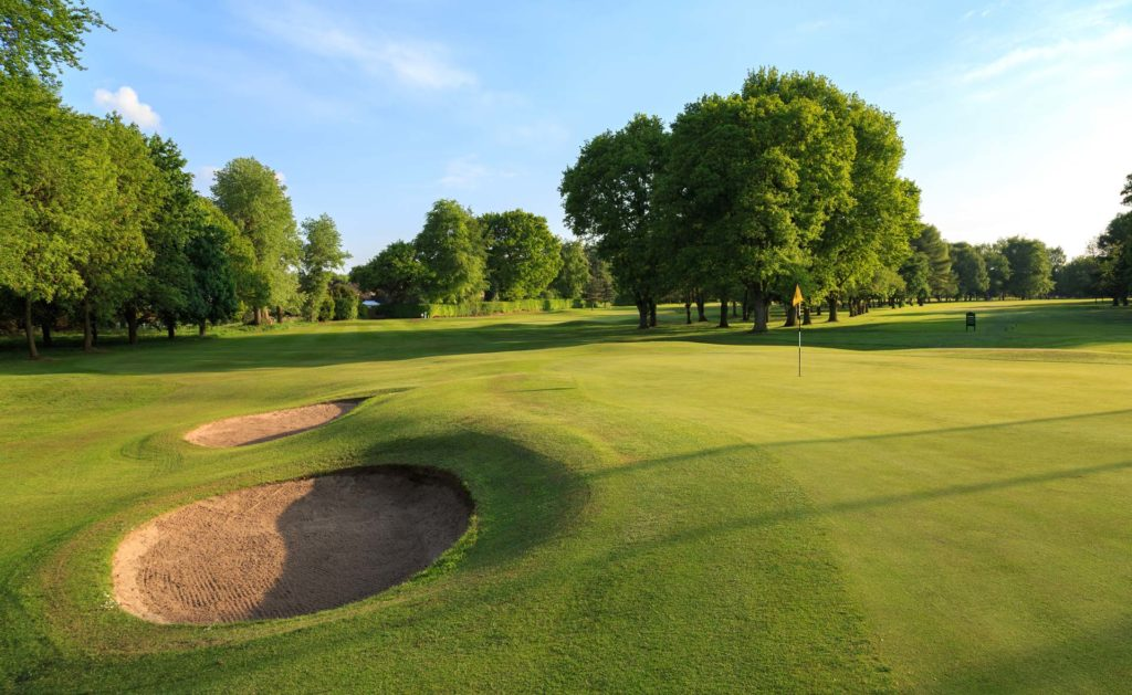 south staffordshire golf club hole 11