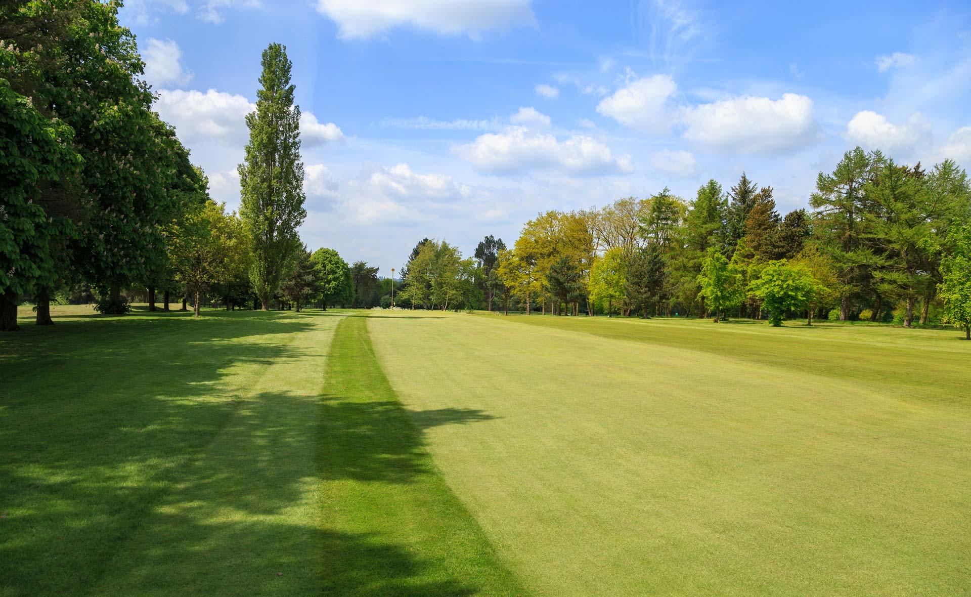 south staffordshire golf club hole 12