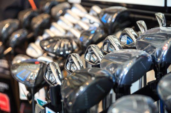 south staffs golf club pro shop